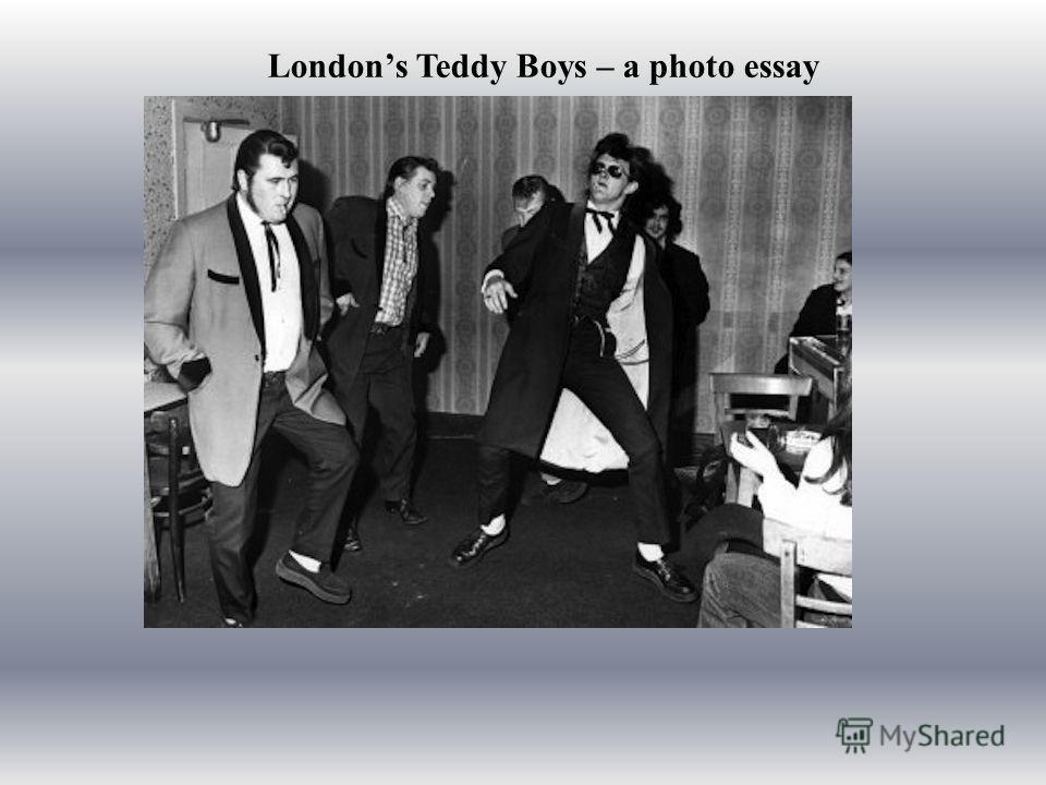 Londons Teddy Boys – a photo essay