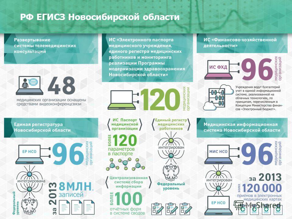 РФ ЕГИСЗ Новосибирской области