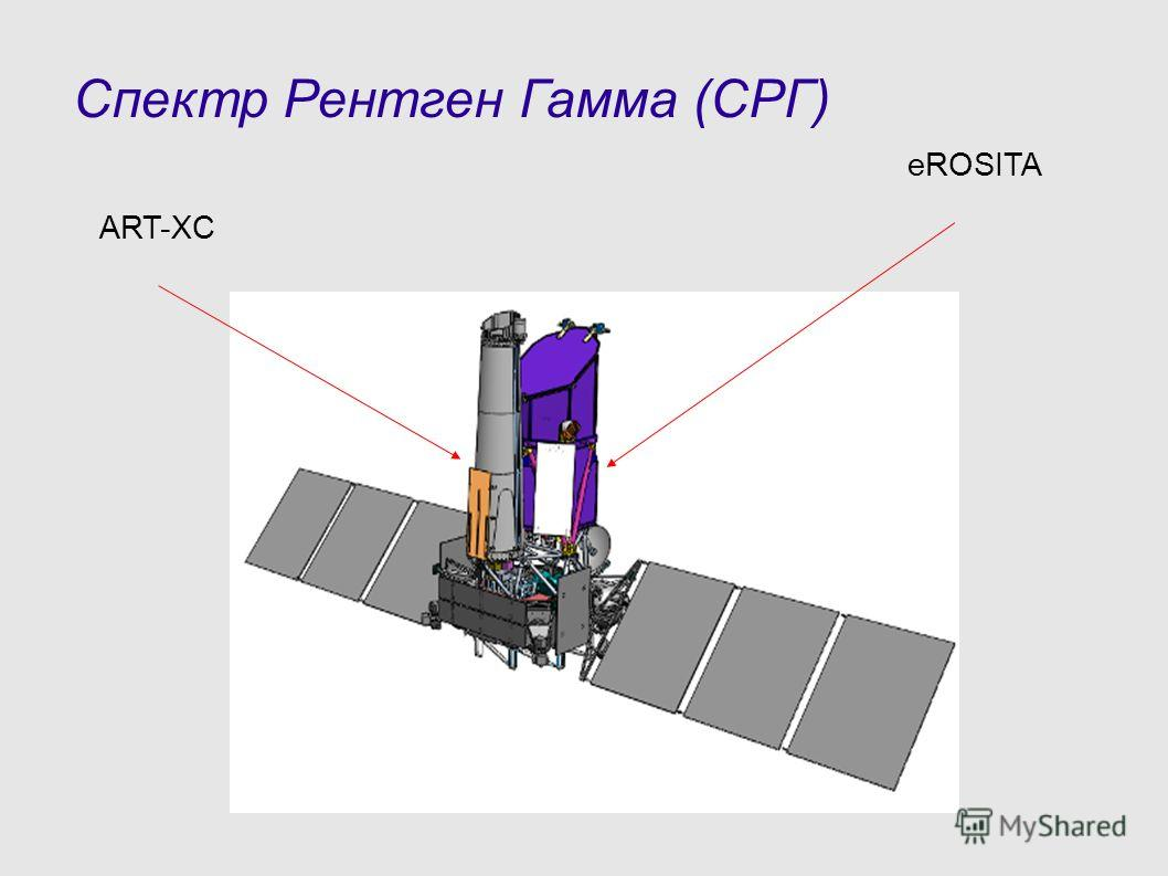 Спектр Рентген Гамма (СРГ) ART-XC eROSITA