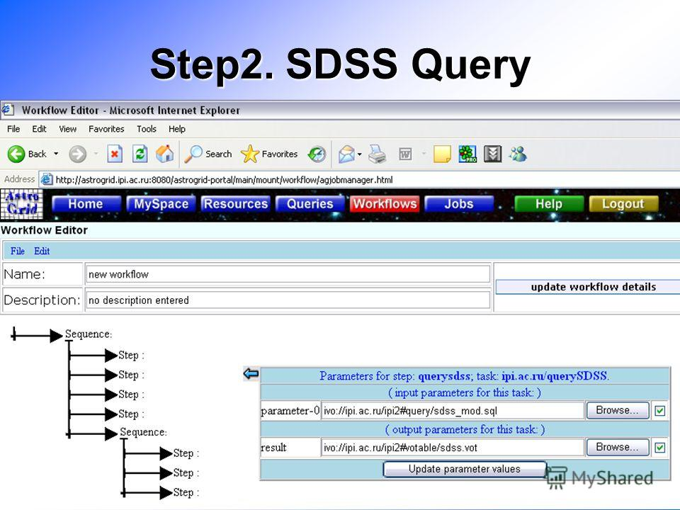 Step2. SDSS Query