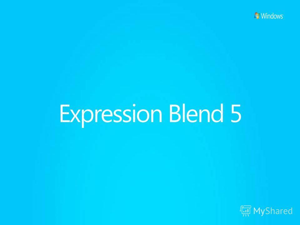 Expression Blend 5