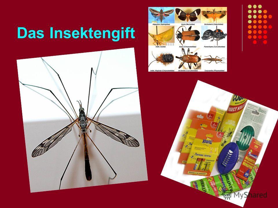 Das Insektengift