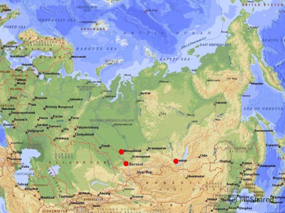 Barnaul Altai Rep.