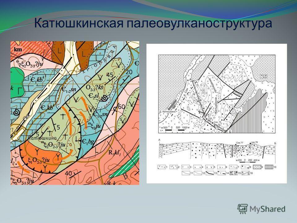 Катюшкинская палеовулканоструктура