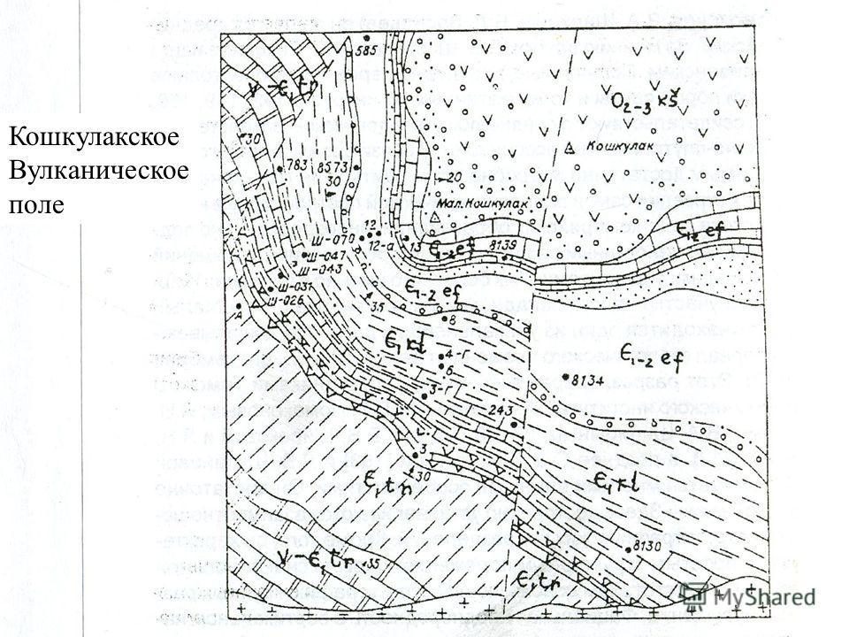 Кошкулакское Вулканическое поле