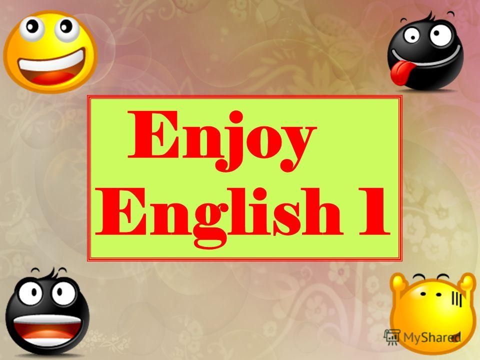 Enjoy English 1