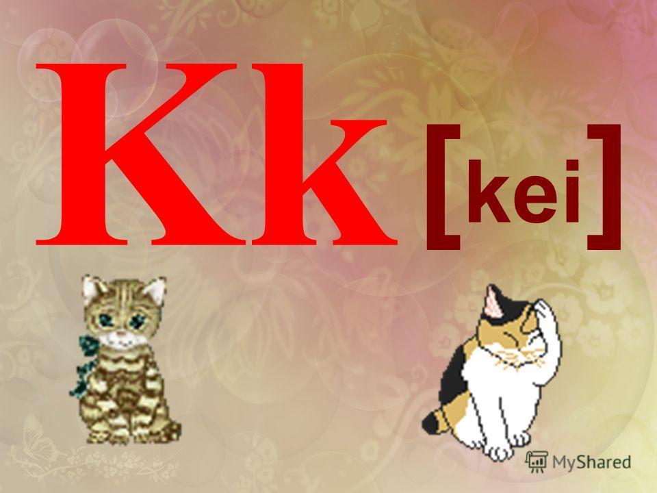 Kk [ kei ]