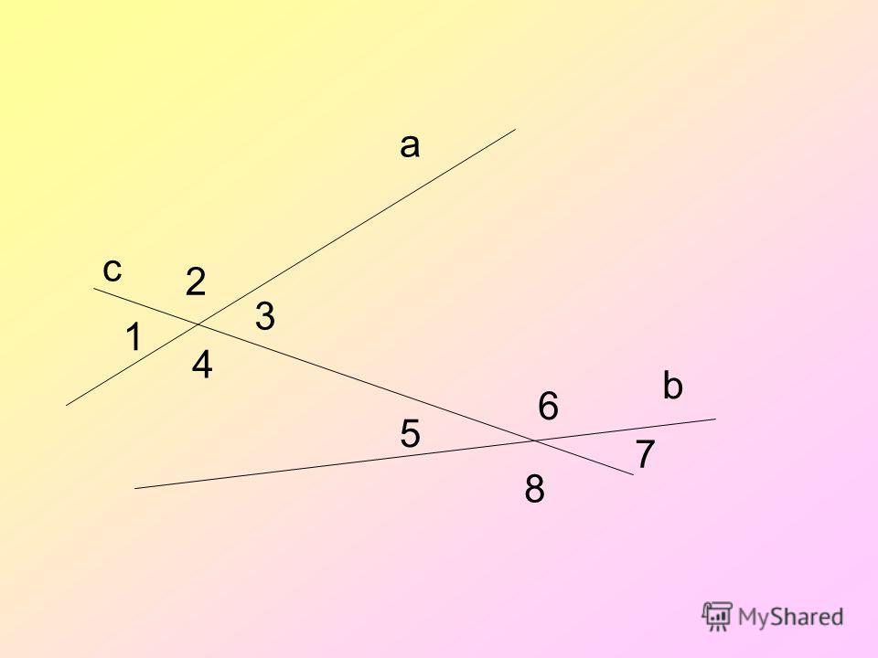 a b c 1 5 4 3 8 6 2 7