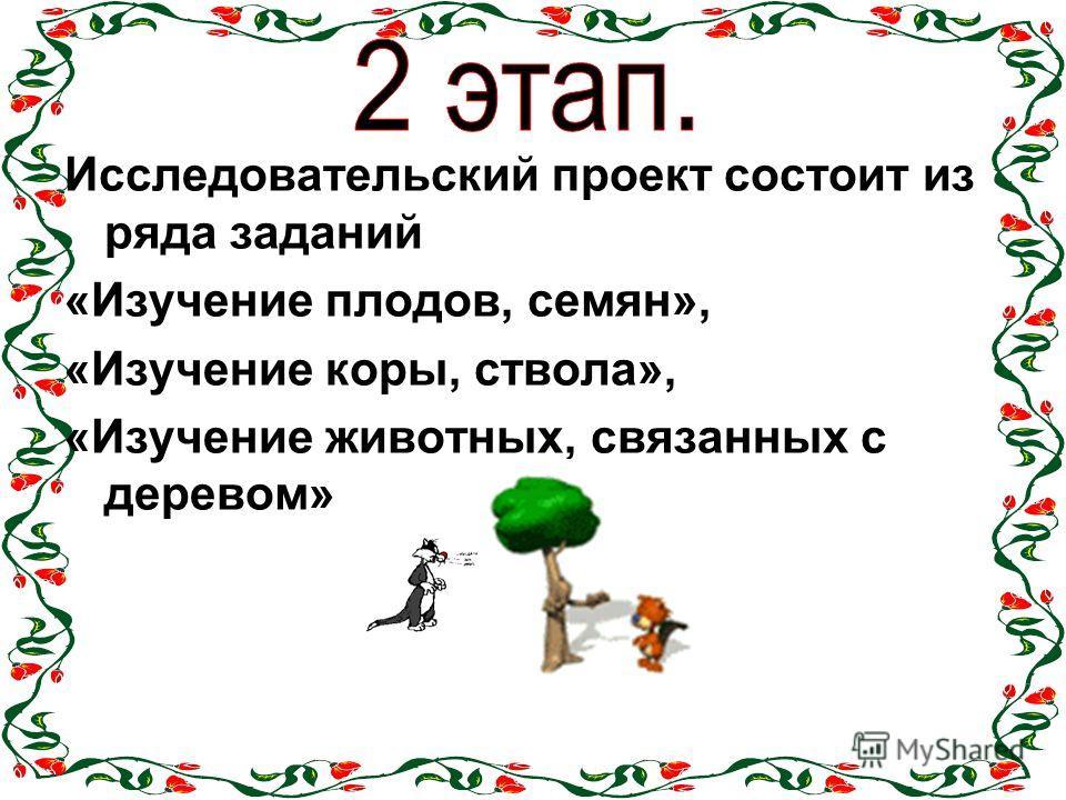 «Жил-был мой папа. Ему было скучно, и он решил посадить дерево. Он посадил дерево в пяти метрах от дома, но оно не росло. Он стал поливать дерево. Когда дерево выросло, к нему стали прилетать дятлы. Когда я сказал папе, что буду наблюдать за деревом,