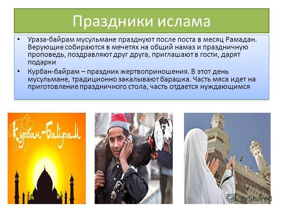 Какой сегодня праздник у мусульман 2018 поздравления 39