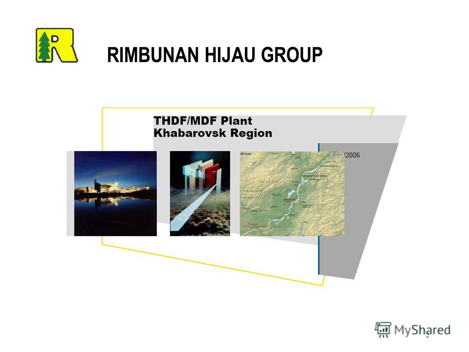 2 RIMBUNAN HIJAU GROUP
