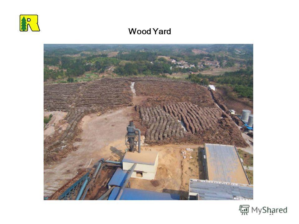 21 Wood Yard