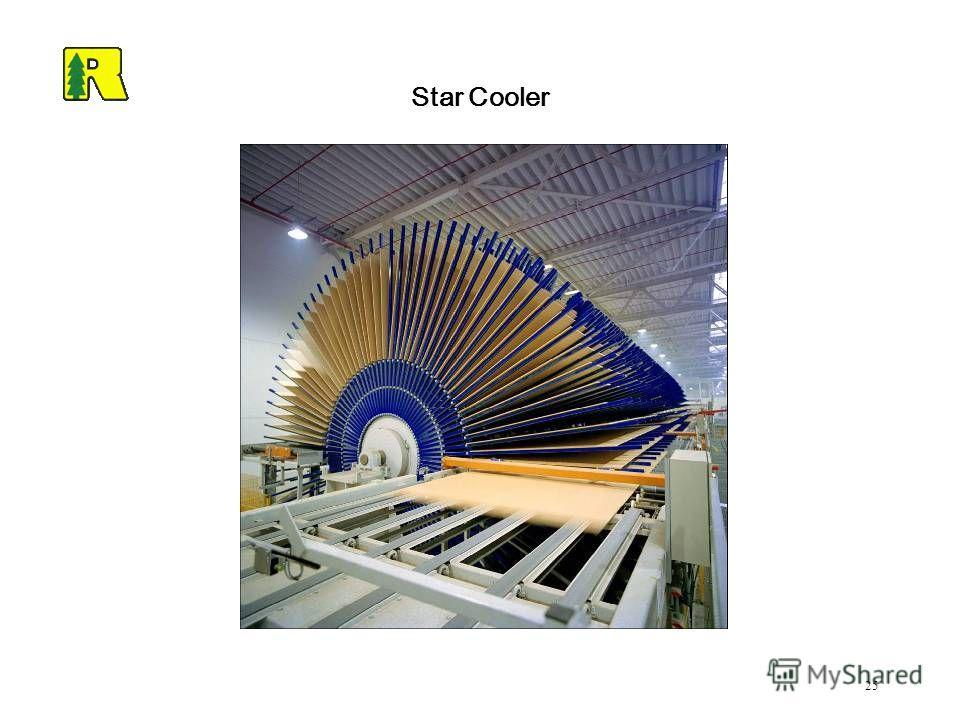 25 Star Cooler