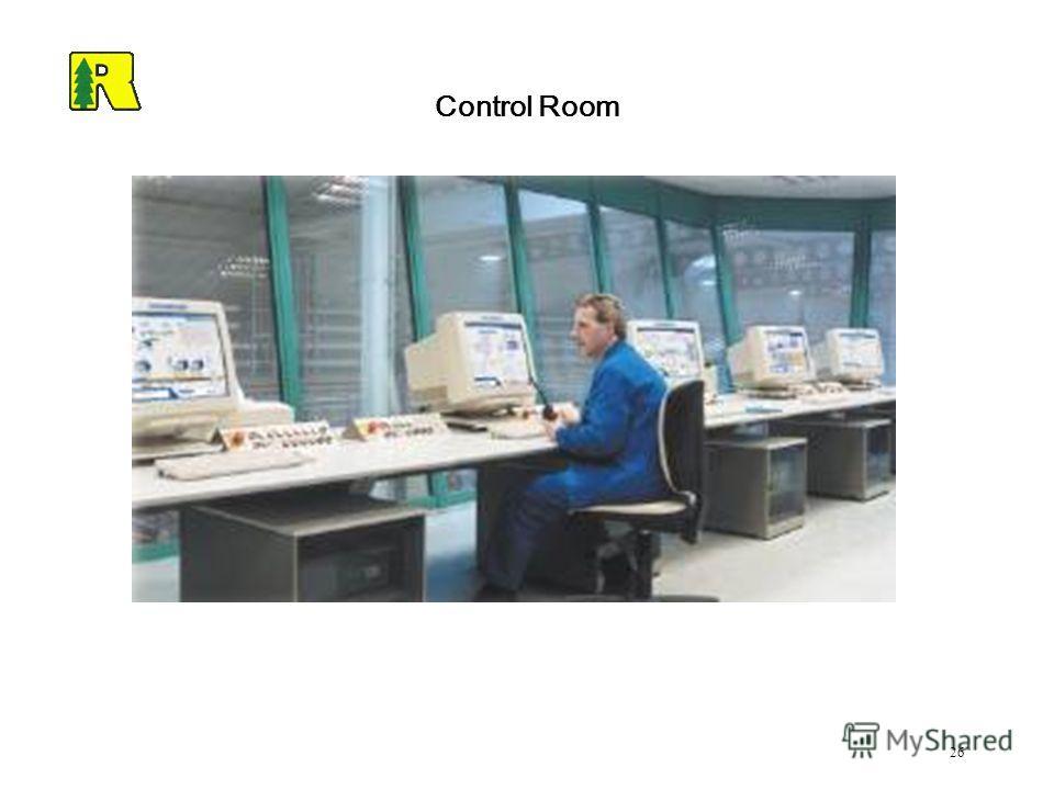 26 Control Room