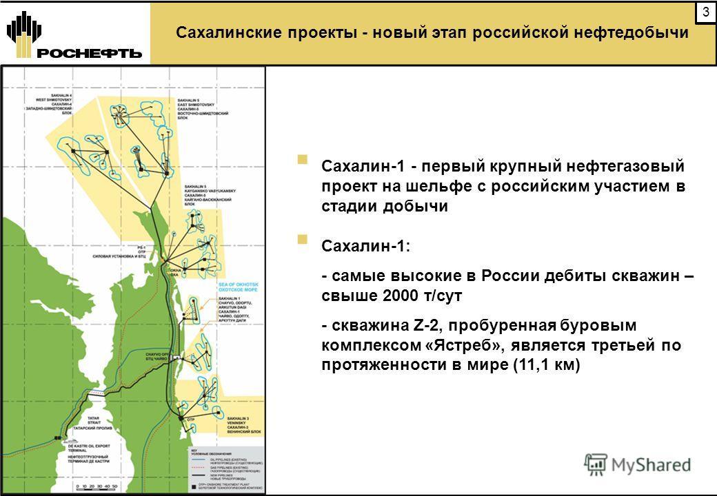 2 Перспективы развития ресурсной базы и нефтедобычи ОАО