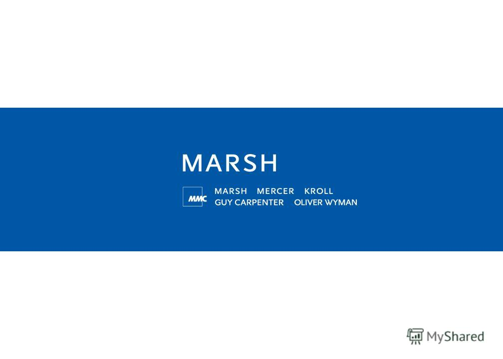 31 Marsh К сожалению, т.к. презентация на конференции запланирована на 20 минут, мы объективно не успеваем рассказать обо всех результатах исследования НО! Вы можете получить брошюру, содержащую исчерпывающую информацию обо всех результатах исследова