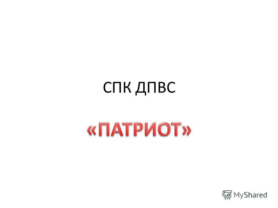 СПК ДПВС