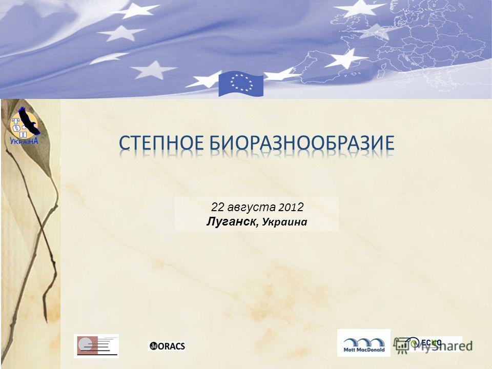 22 августа 201 2 Луганск, Украина