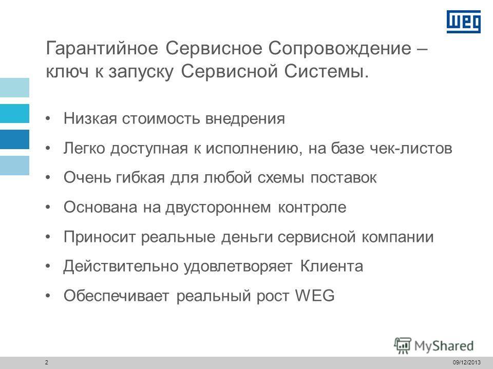 1 Сервис, как стратегическая составляющая развития WES Клиент Дистрибьютор Сервис 2012