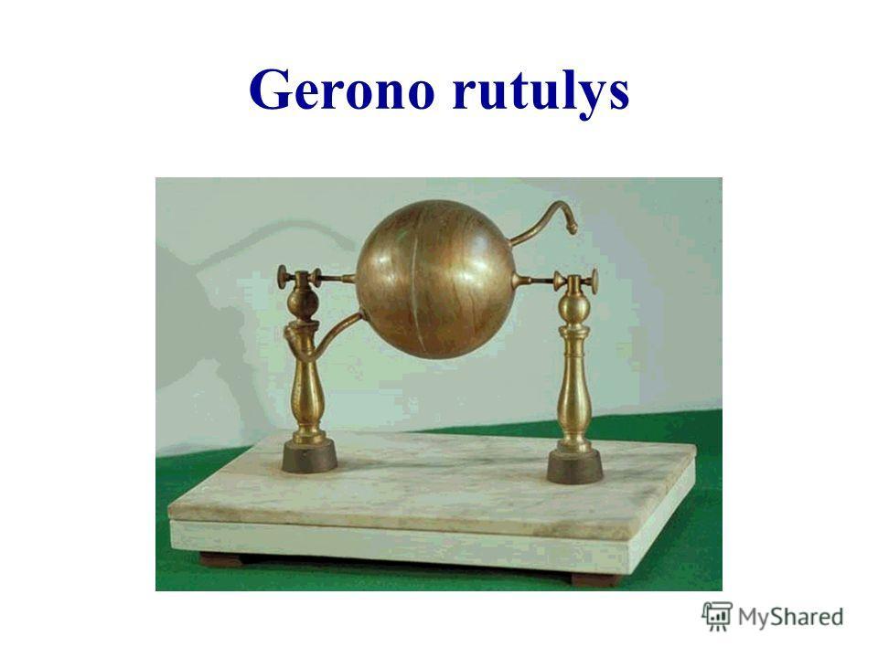 Gerono rutulys