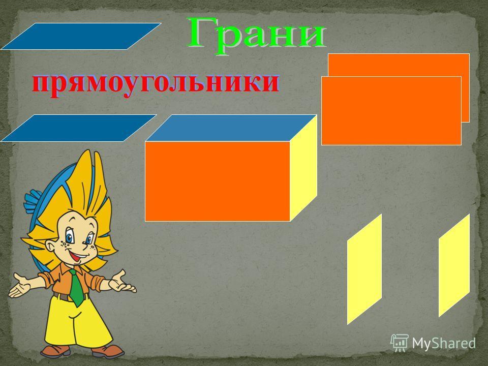 Чем отличается прямоугольник от прямоугольного параллелепипеда? Почему параллелепипед называют прямоугольным? Существуют ли разновидности прямоугольного параллелепипеда?