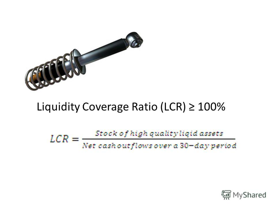 Liquidity Coverage Ratio (LCR) 100%