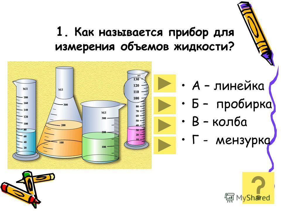 Кто хочет стать отличником по физике? 5 класс «Измерительные приборы»
