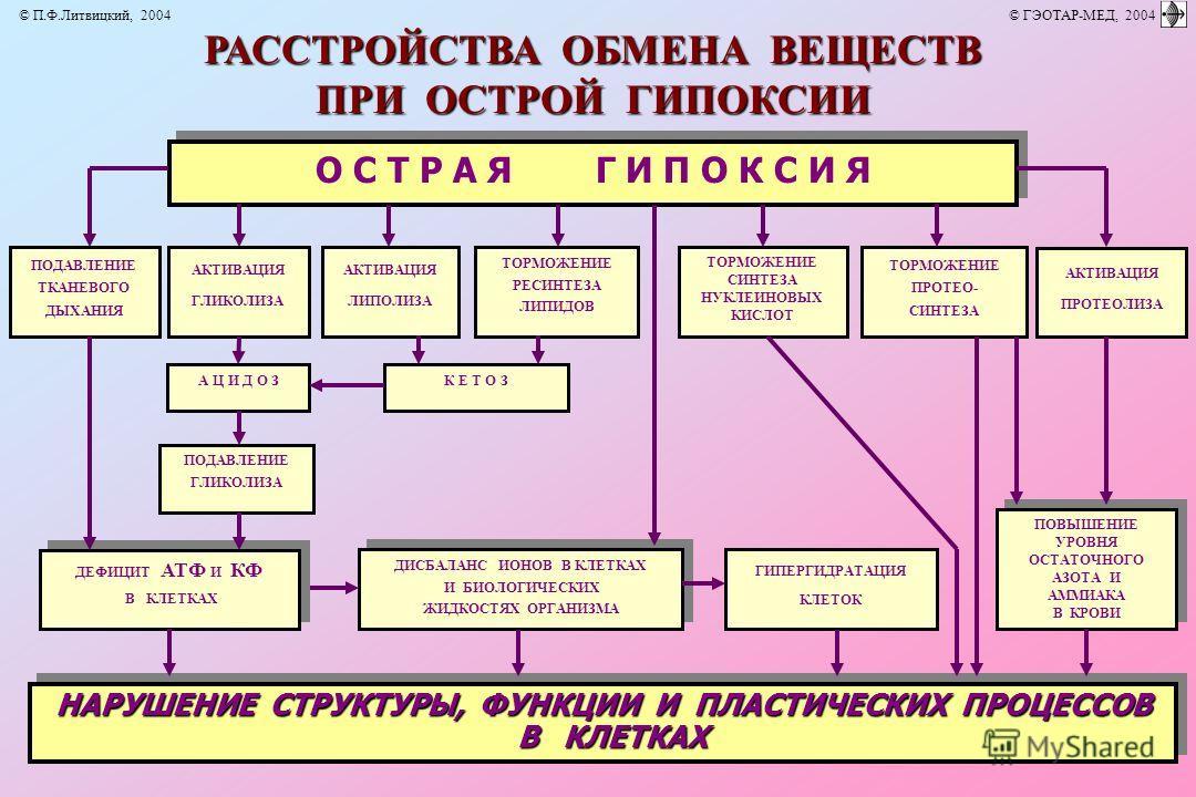 ДИСБАЛАНС ИОНОВ В КЛЕТКАХ И БИОЛОГИЧЕСКИХ ЖИДКОСТЯХ ОРГАНИЗМА ДИСБАЛАНС ИОНОВ В КЛЕТКАХ И БИОЛОГИЧЕСКИХ ЖИДКОСТЯХ ОРГАНИЗМА РАССТРОЙСТВА ОБМЕНА ВЕЩЕСТВ ПРИ ОСТРОЙ ГИПОКСИИ О С Т Р А Я Г И П О К С И Я ДЕФИЦИТ АТФ И КФ В КЛЕТКАХ ДЕФИЦИТ АТФ И КФ В КЛЕТ