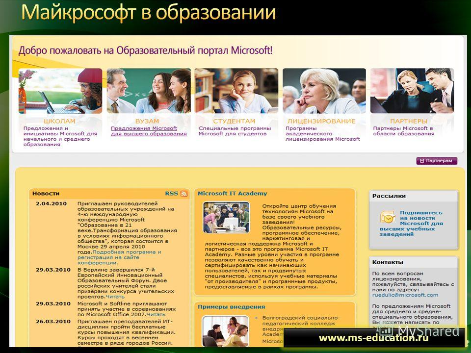 www.ms-education.ru