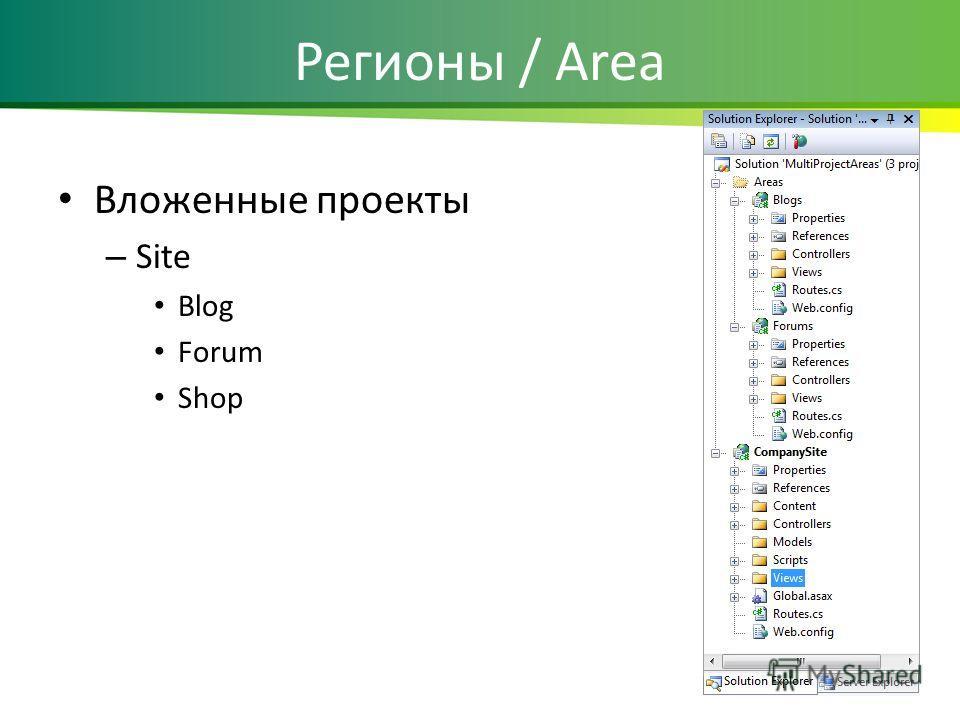 Регионы / Area Вложенные проекты – Site Blog Forum Shop