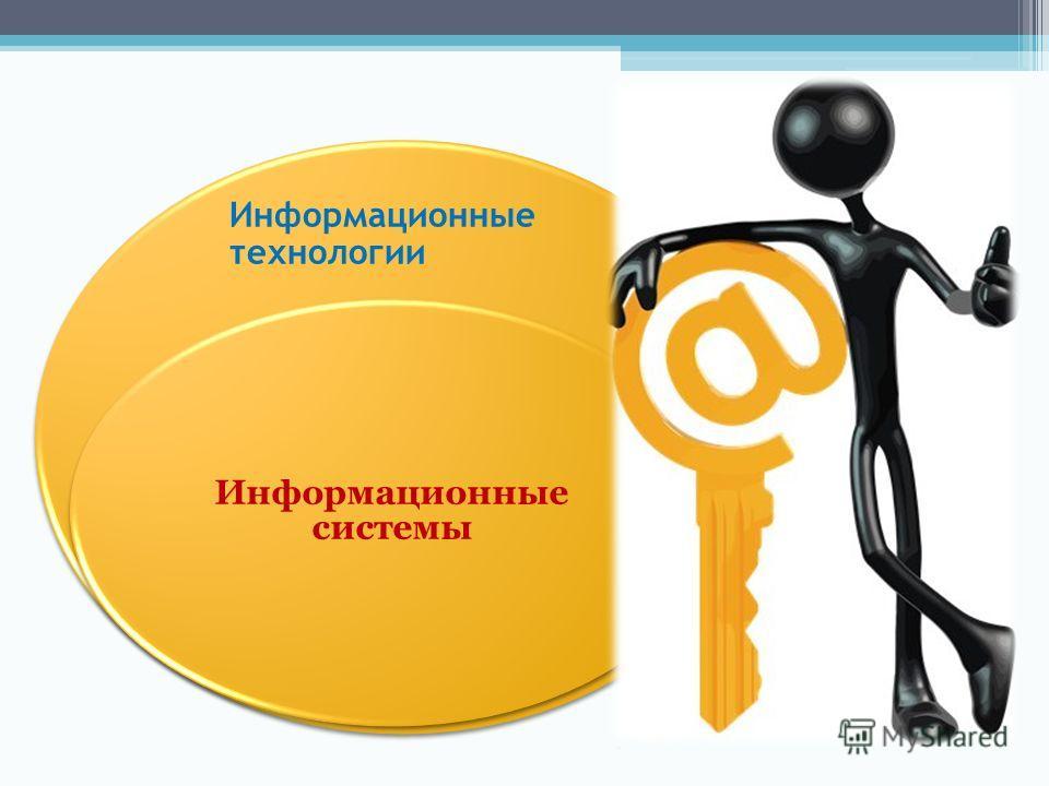 Информационные технологии Информационные системы