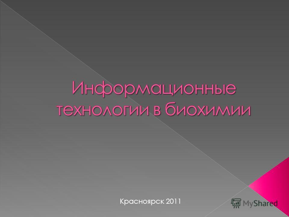Красноярск 2011
