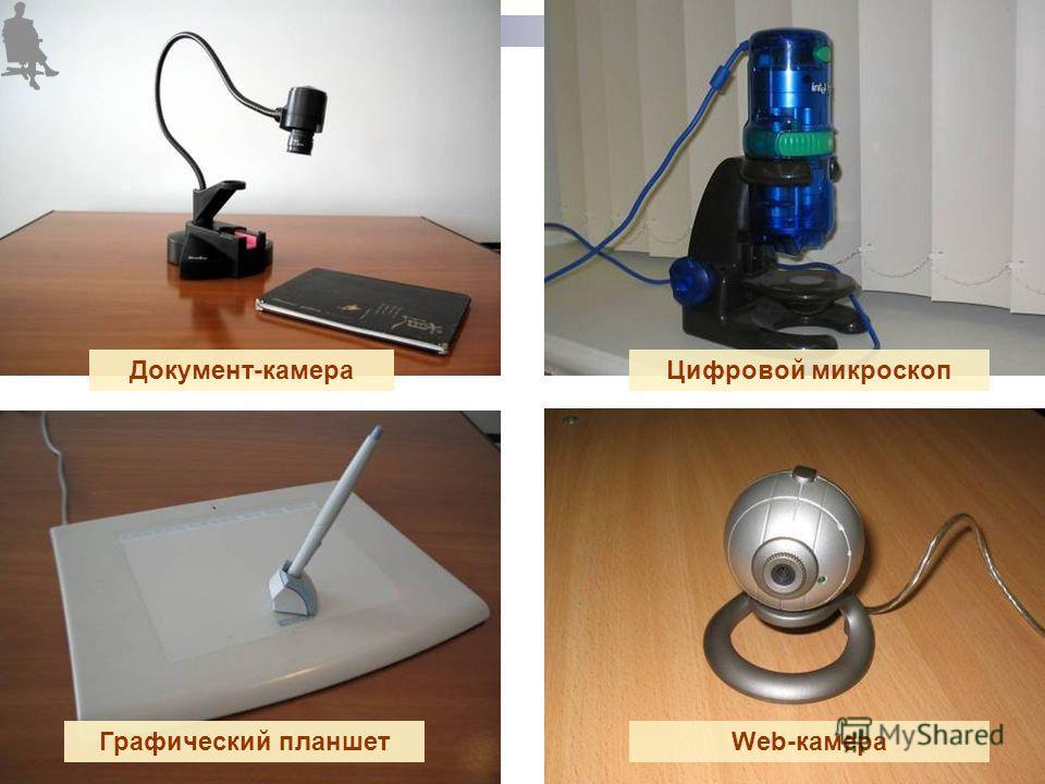 Документ-камераЦифровой микроскоп Web-камераГрафический планшет