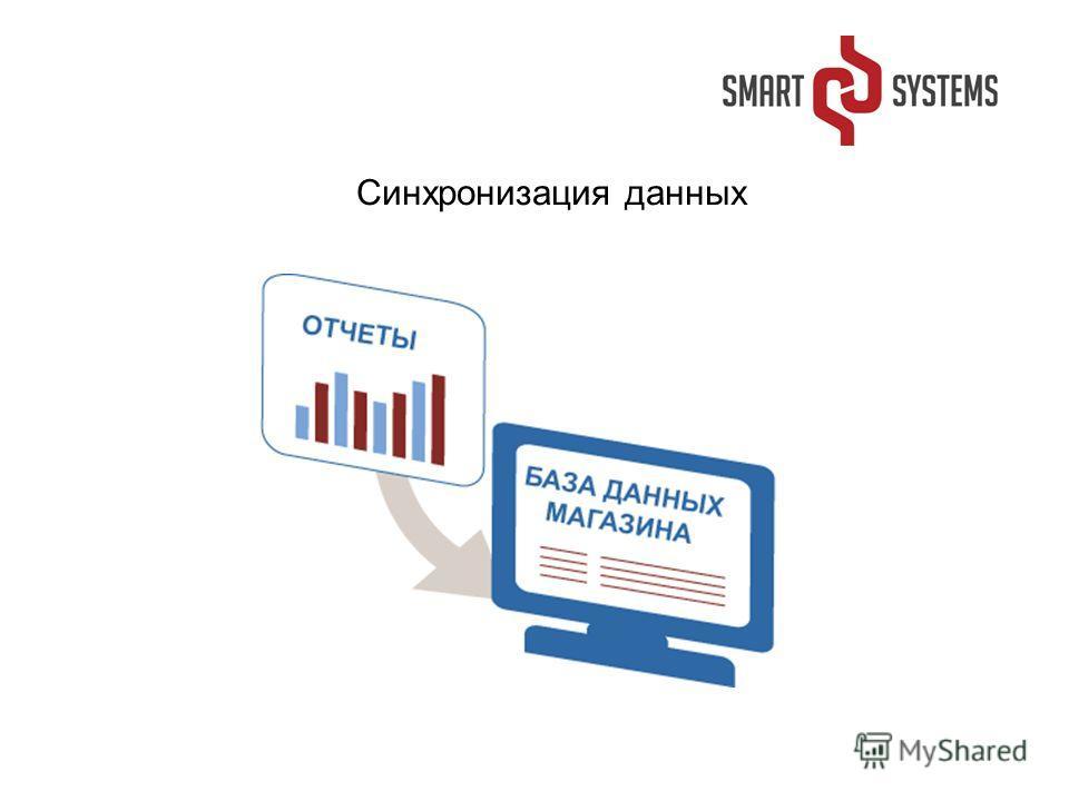 Синхронизация данных