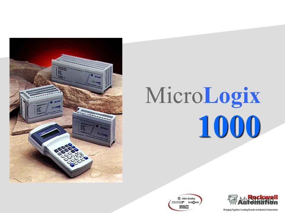 1000 MicroLogix 1000