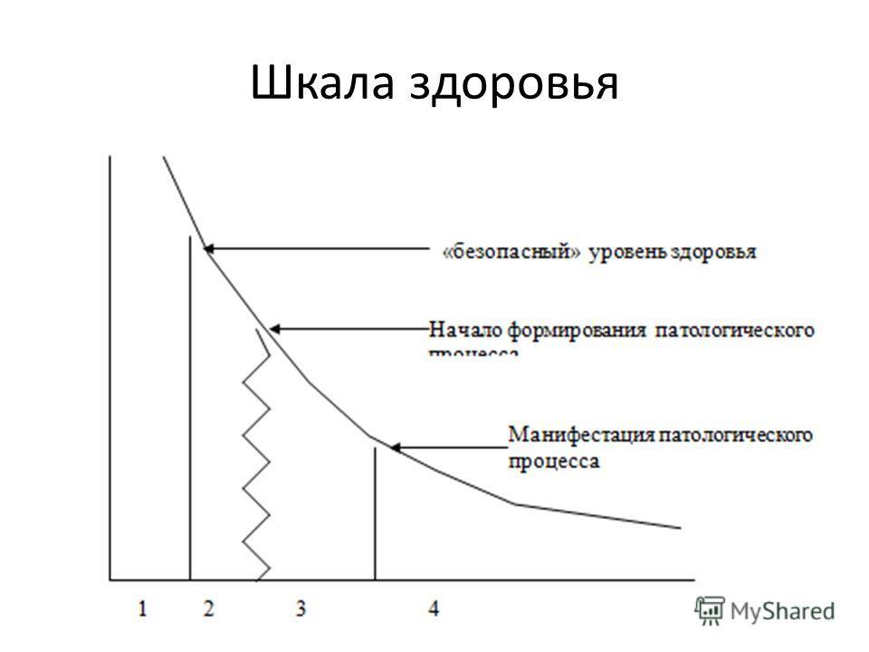 Шкала здоровья