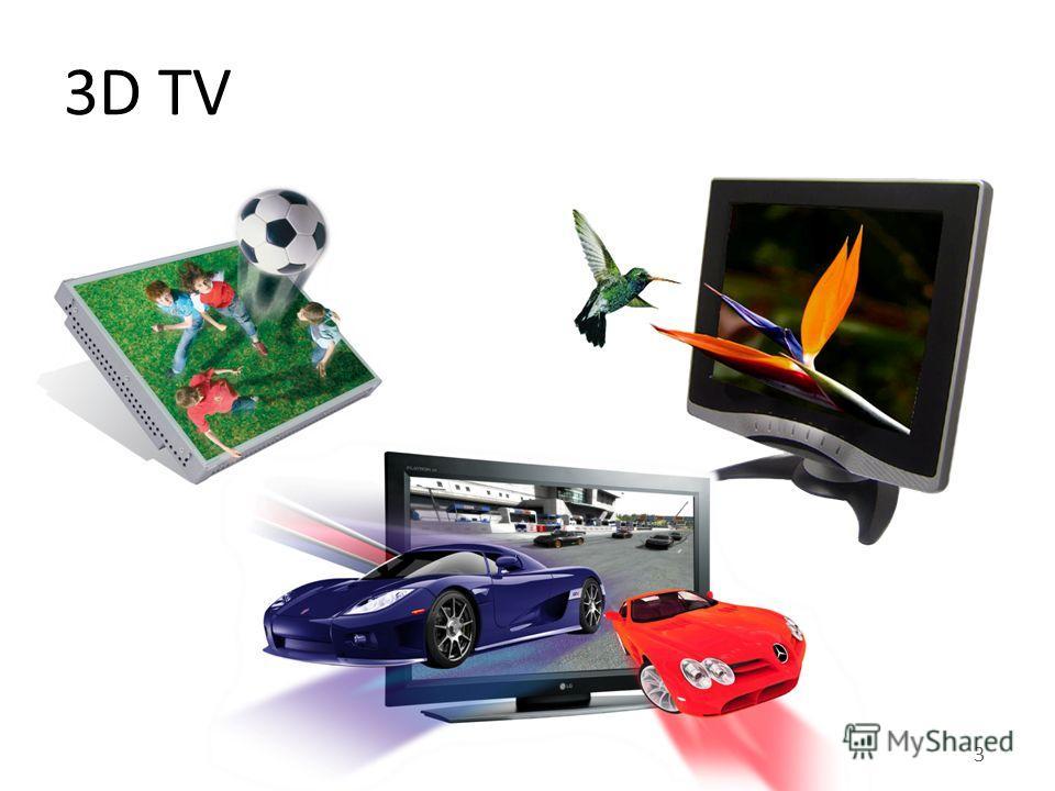 3 3D TV