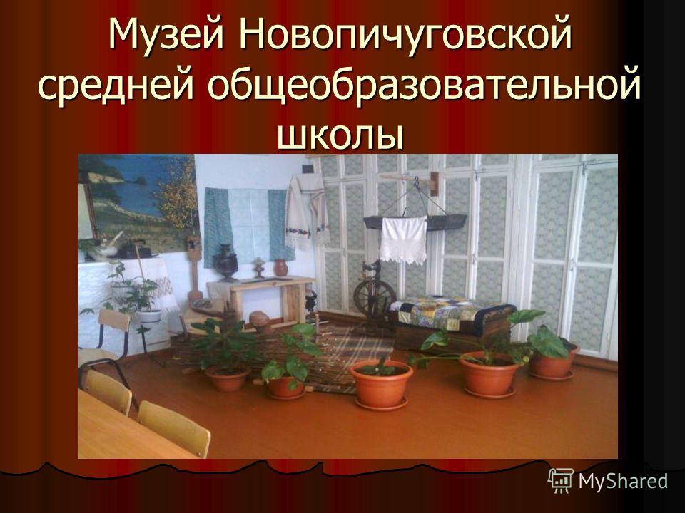 Музей Новопичуговской средней общеобразовательной школы