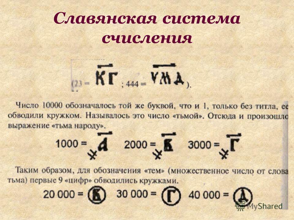 Алфавитная система (древняя Русь)