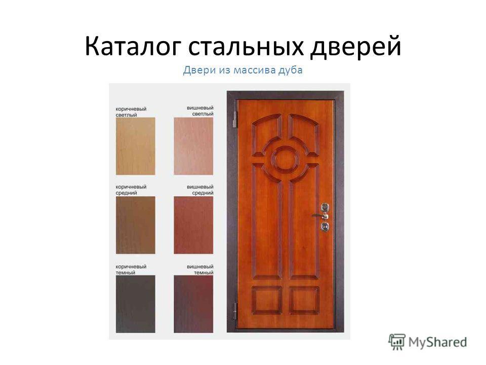 правильно выбрать входные металлические двери