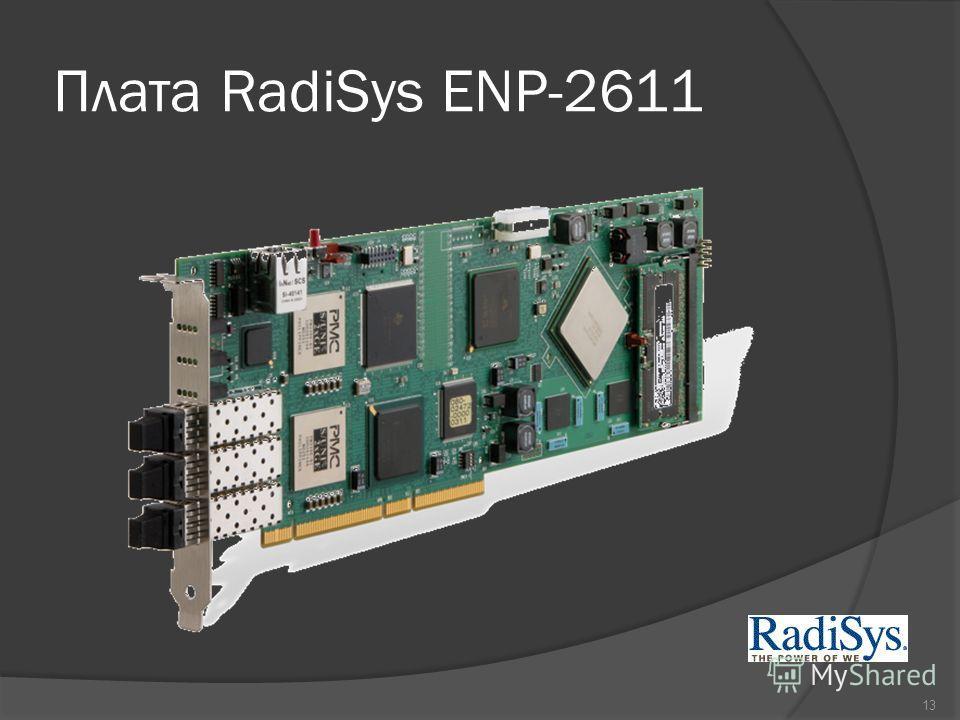 Плата RadiSys ENP-2611 13