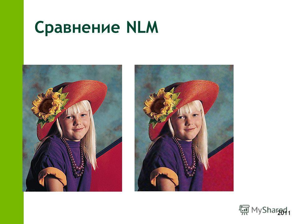 2011 Сравнение NLM