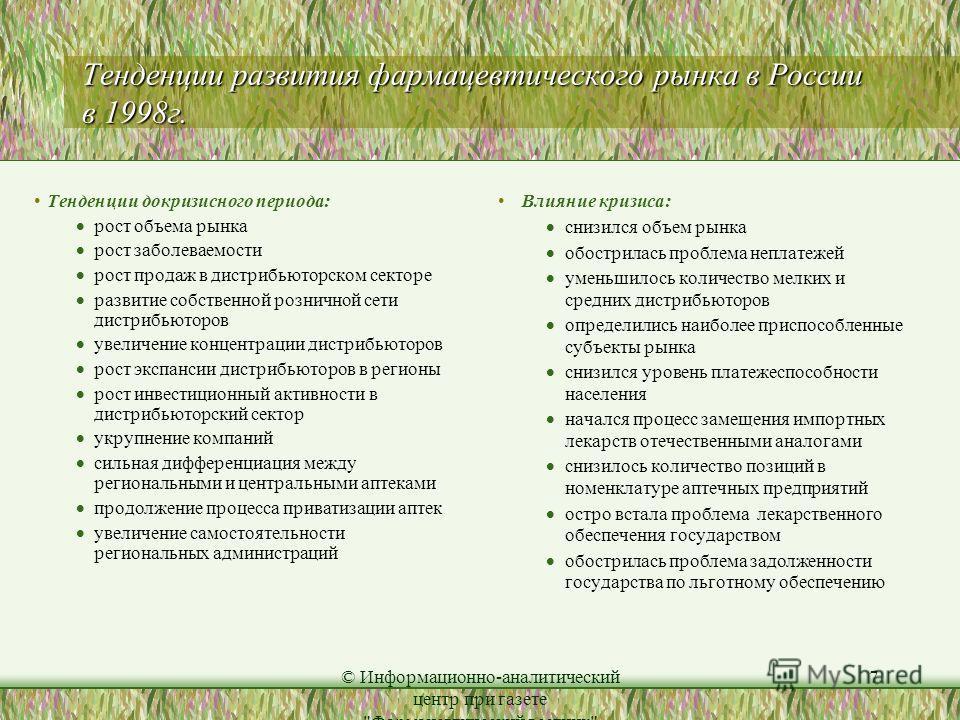 © Информационно-аналитический центр при газете
