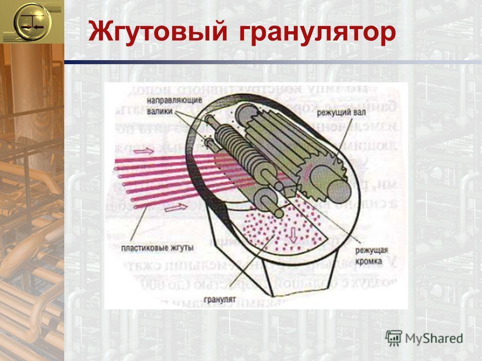 Жгутовый гранулятор