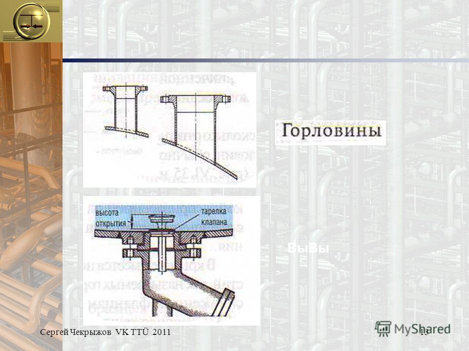 Сергей Чекрыжов VK TTÜ 201113 Г ВыВы