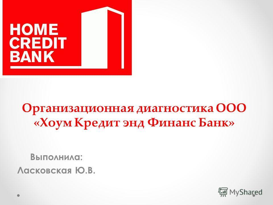 Банк в кредит