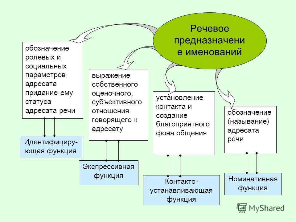Языковые и речевые особенности обращений Понятие «ситуативная обусловленность» Речевое предназначение обращений Аспекты изучения обращений в современной лингвистике Функционирование именований Анализ обращений