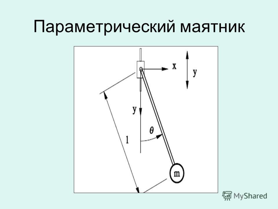 Параметрический маятник