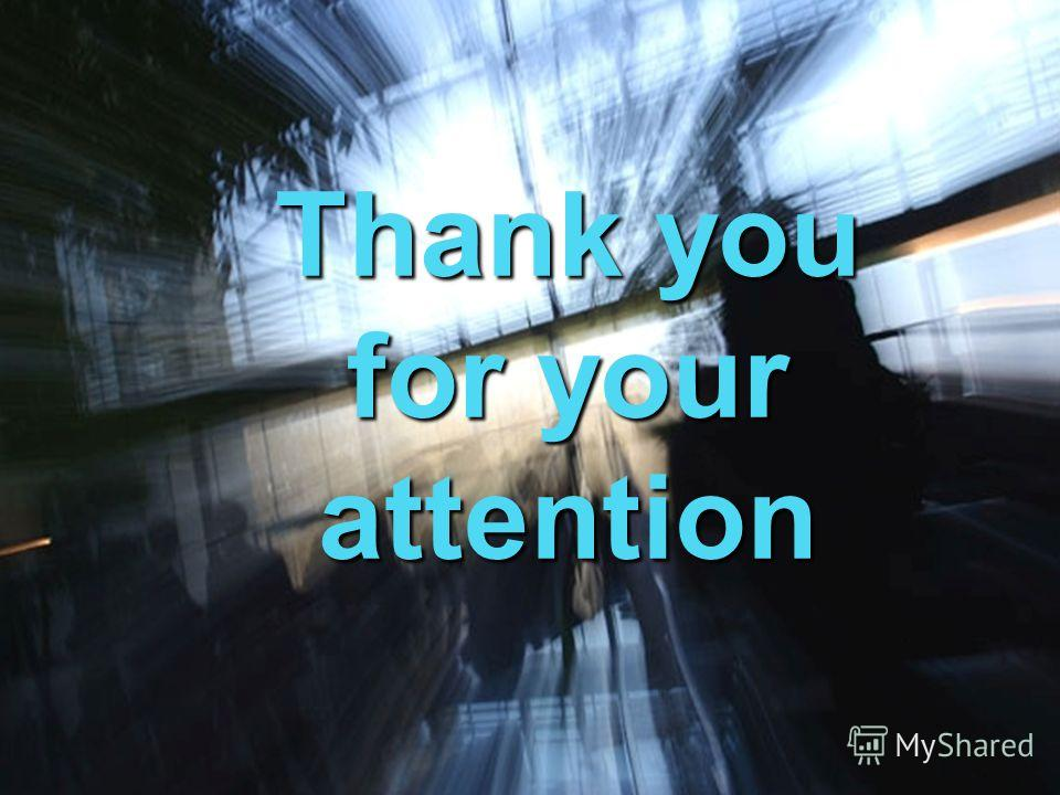 Slide 24 Thank you for your attention