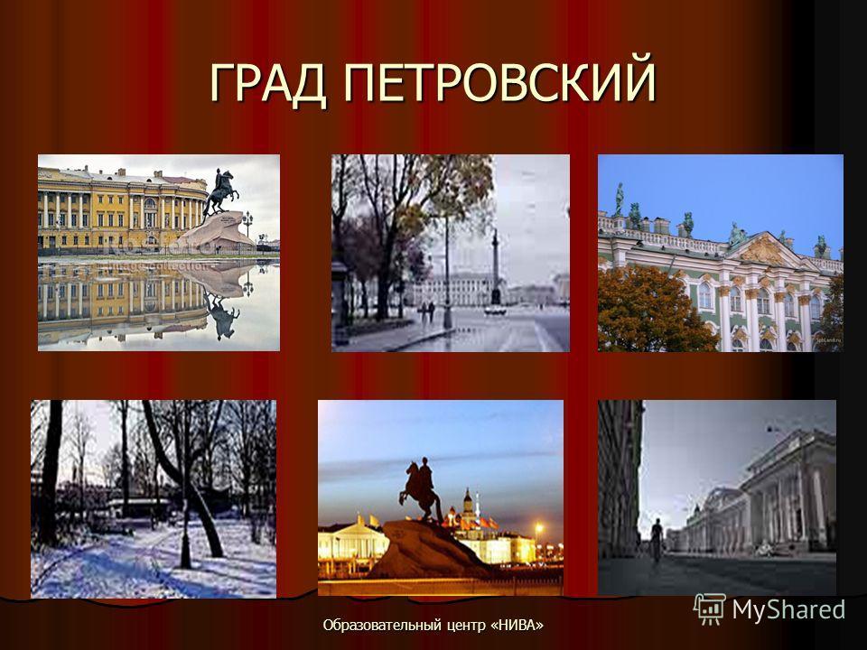 Образовательный центр «НИВА» ГРАД ПЕТРОВСКИЙ